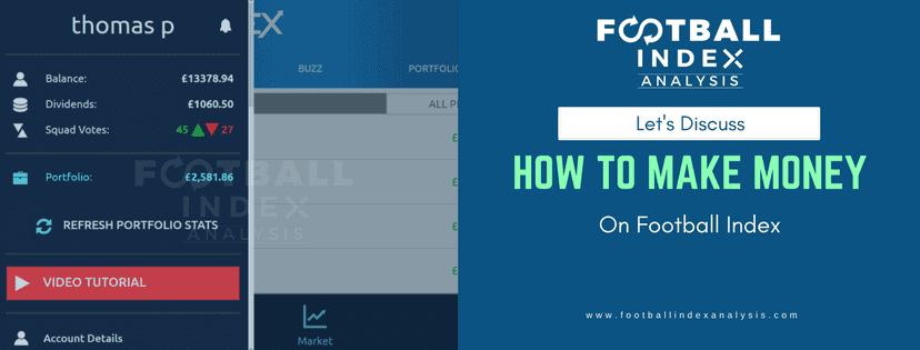 How to make money on football index