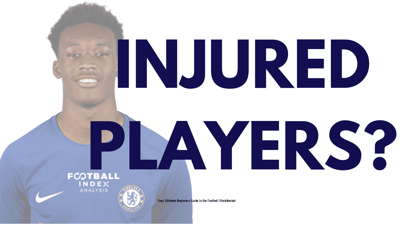 Injured Players on Football Index