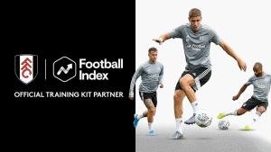Fulham Training Kit Sponsor