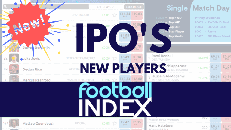 Football Index IPO