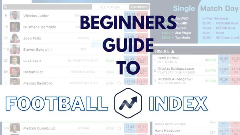 Football index guide