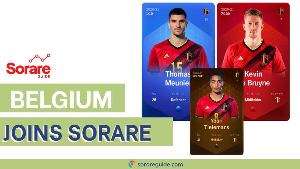 Sorare Belgium